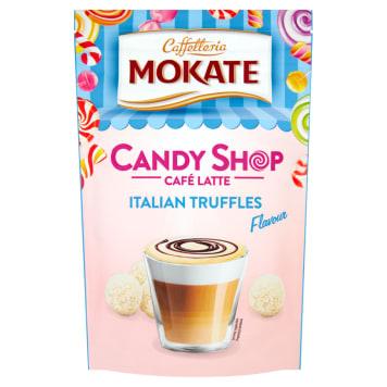 MOKATE Caffetteria CANDY SHOP Napój kawowy w proszku o smaku trufli 110g
