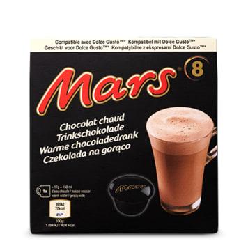 MARS Czekolada na gorąco w kapsułkach 8 szt. 136g