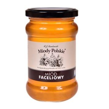 Miód nektarowy faceliowy – Miody Polskie to miód o intensywnym aromacie i smaku.