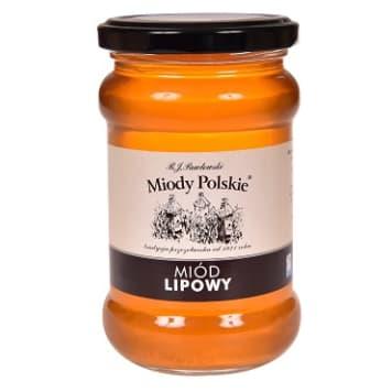 Miód nektarowy lipowy - Miody Polskie