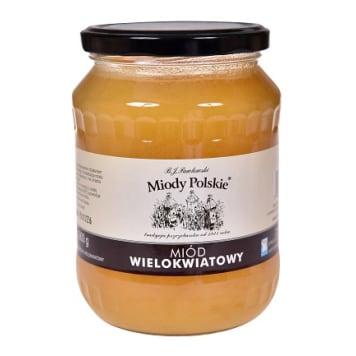 Miód nektarowy wielokwiatowy - słodki smak zdrowia