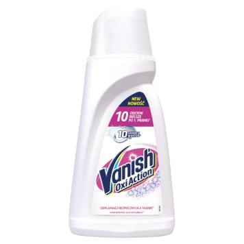 VANISH Oxi Action Odplamiacz do białych tkanin w płynie 1l