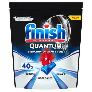 FINISH Quantum Ultimate Tabletki do mycia naczyń w zmywarce 40 szt 500g