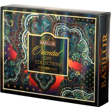 BASILUR Oriental Gift Collection Zestaw herbat czarnych aromatyzowanych 60 torebek 1szt