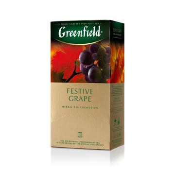 GREENFIELD Festive Grape Napar ziołowo-owocowy 25 torebek 50g