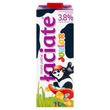 Mleko UHT 3,8% - Łaciate Junior