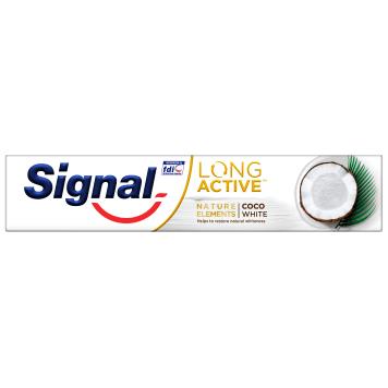 SIGNAL Long Active Pasta do zębów wybielająca Nature Elements Coco 75ml