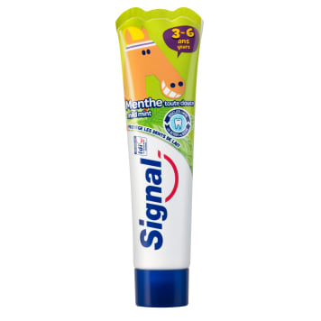 SIGNAL Kids Pasta do zębów dla dzieci o smaku miętowym 50ml