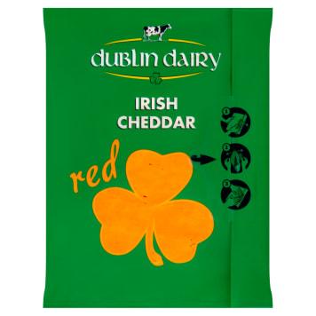 DUBLIN DAIRY Red Ser irlandzki - plastry 150g
