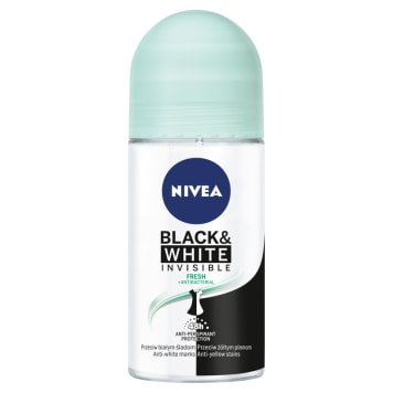 NIVEA Invisible roll on Antyperspirant fresh 50 ml