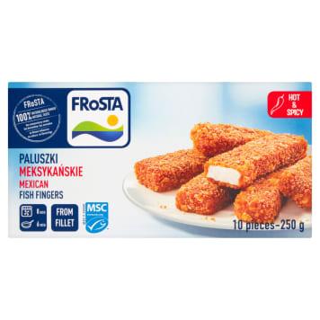 Paluszki rybne meksykańskie - Frosta to gwarancja fenomenalnego smaku.