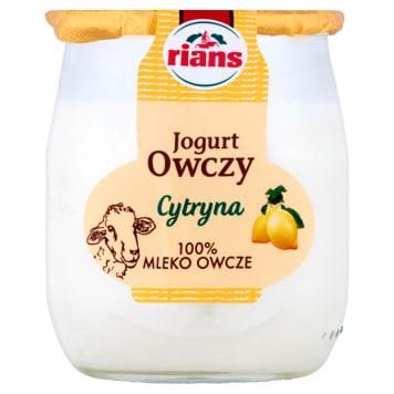 RIANS Jogurt owczy cytrynowy 115g