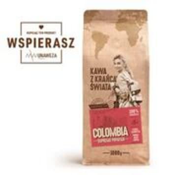 KAWA Z KRAŃCA ŚWIATA Colombia Supremo Popayan 1kg