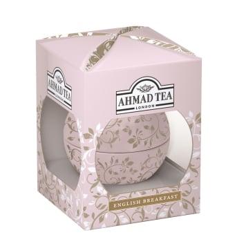 AHMAD TEA Magiczna Bombka Choinkowa - English Breakfast 1szt