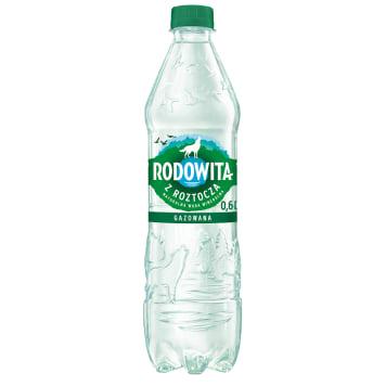 RODOWITA Woda mineralna gazowana 600ml