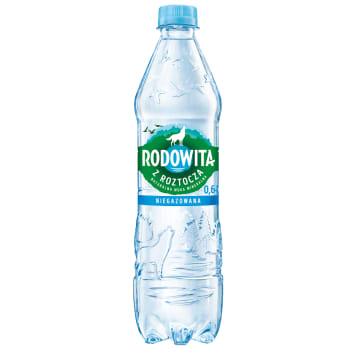 RODOWITA Woda mineralna niegazowana 600ml