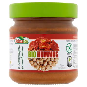 Hummus z suszonumi pomidorami - Primeo