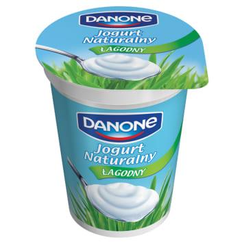 Jogurt naturalny bez cukru – Danone. Zdrowy smakołyk, a jednocześnie ubogacenie wielu potraw.