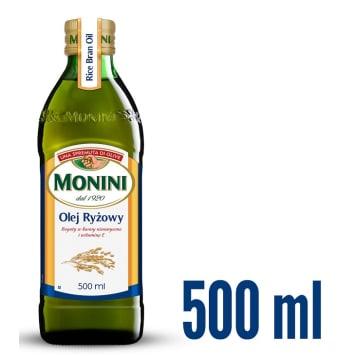 MONINI Olej ryżowy 500ml