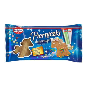 DR. OETKER Pierniczki i dekoracje 178g