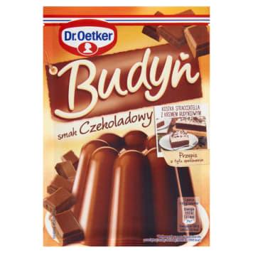 Budyń czekoladowy - Dr. Oetker. Smak budyniu z dzieciństwa.