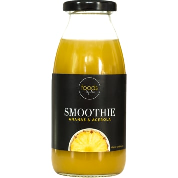 FOODS BY ANN Smoothie Ananas & Acerola 250ml