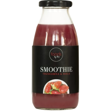FOODS BY ANN Smoothie Truskawka & Maca 250 ml