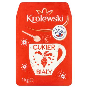 CUKIER KRÓLEWSKI Cukier biały 1kg