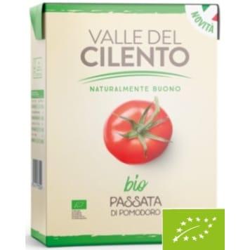 VALLE DEL CILENTO Przecier pomidorowy BIO 390g