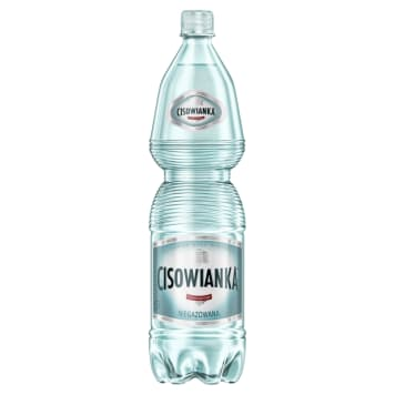 Naturalna niegazowana woda mineralna Cisowianka
