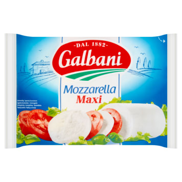 Ser Mozzarella Maxi - Galbani