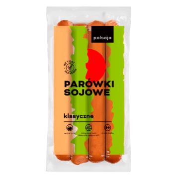 Parówki sojowe classic - Polsoja