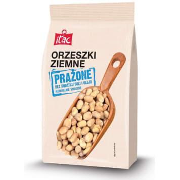 ITAC Orzeszki ziemne prażone bez soli i oleju 300g
