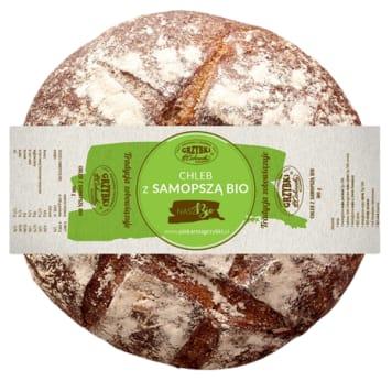 GRZYBKI Chleb z samopaszą BIO 500g