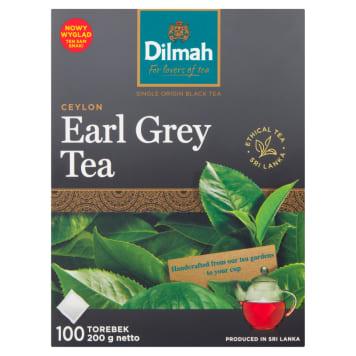 Czarna herbata Earl Grey - Dilmah