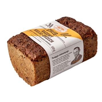GRZYBKI Chleb razowy kiełki i orzech 500g