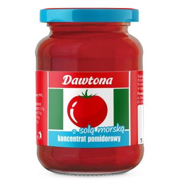 DAWTONA Koncentrat pomidorowy z solą morską 200g