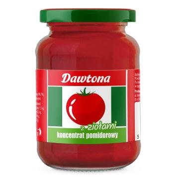 DAWTONA Koncentrat pomidorowy z ziołami 200g