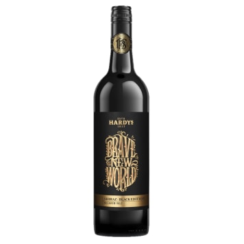 HARDYS BREAVE NEW WORLD Czerwone 750 ml