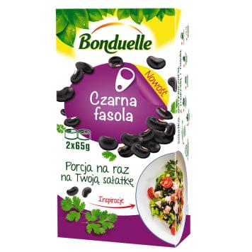 BONDUELLE Czarna fasola 2x65g 200g