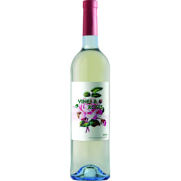 VINES AND ROSES Białe 750 ml