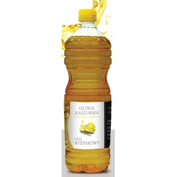 OLIWIA KASZUBSKA Olej rzepakowy tłoczony na zimno 1l