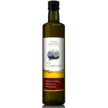 OLIWIA KASZUBSKA Olej z czarnuszki (tłoczony na zimno) 250ml