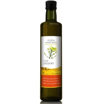 OLIWIA KASZUBSKA Olej rydzowy (tłoczony na zimno) 250ml