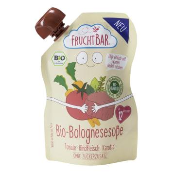 FRUCHTBAR Sos Bolognese z wołowiną po 12 miesiącu BIO 190g