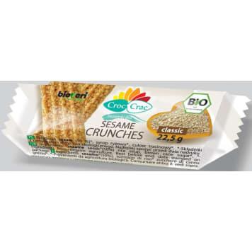 Sezamki Croc Crac - Bioveri