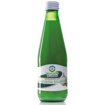 Sok z ogórka kwaszonego 300 ml- Bio Food z bezpośredniego tłoczenia ogórków.