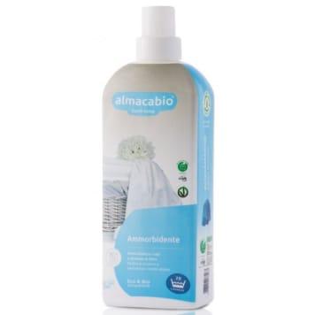Płyn do płukania i zmiękczania tkanin Bio - Almacabio. Doskonała ochrona twojego prania.