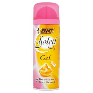 BIC Soleil Pink Żel do golenia 150ml
