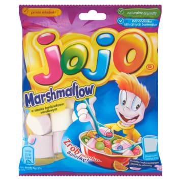 JOJO Marshmallow Pianki o smaku truskawkowo-waniliowym 86g
